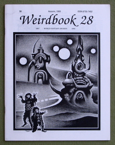 Image for Weirdbook 28