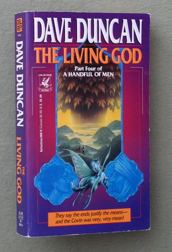 Image for Living God (A Handful of Men, Part 4)