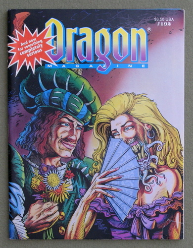 Image for Dragon Magazine, Issue 192