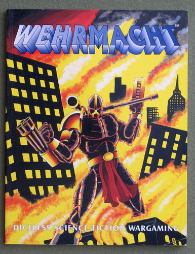Image for Wehrmacht (Diceless Science-Fiction Wargaming)
