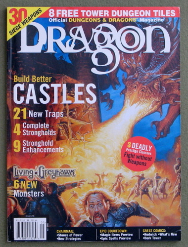 Image for Dragon Magazine, Issue 295