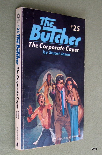 Image for The Butcher #25: The Corporate Caper