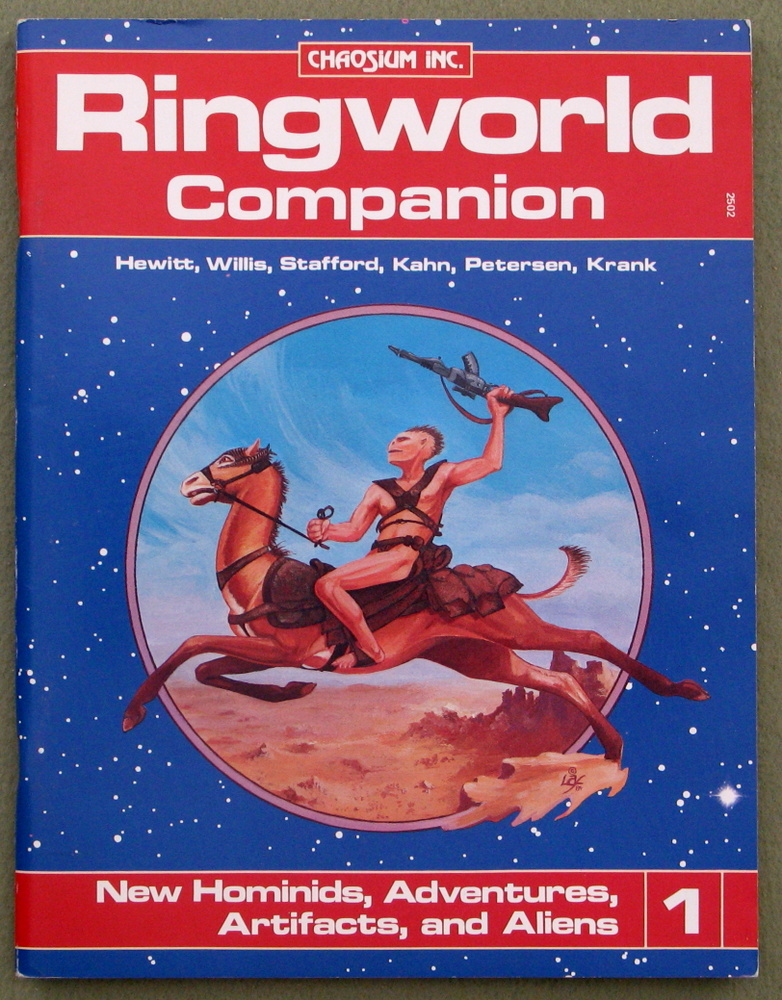 Image for Ringworld Companion