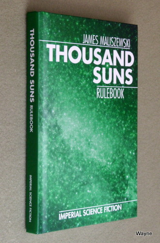 Image for Thousand Suns: Rulebook