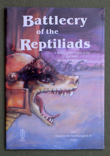 Image for Battlecry of the Reptiliads