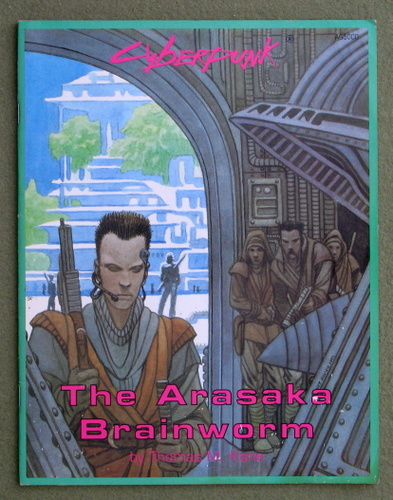 Image for The Arasaka Brainworm (Cyberpunk)