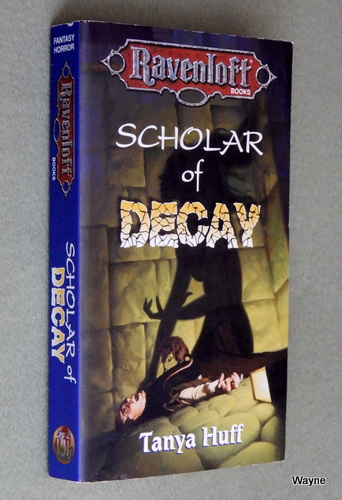Image for Scholar of Decay (Ravenloft)
