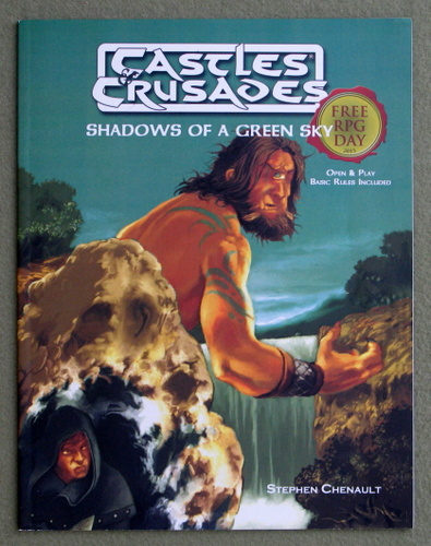 Image for Shadows of a Green Sky (Castles & Crusades)