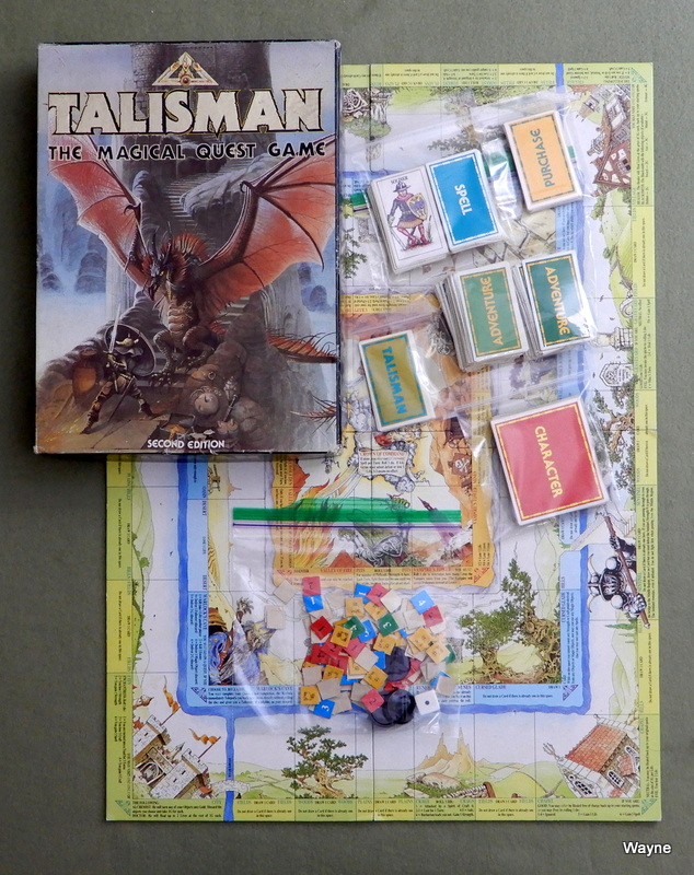 Image for Talisman: The Magical Quest Game (2nd Edition)