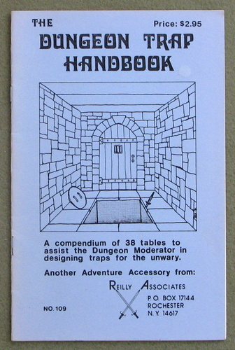Image for Dungeon Trap Handbook