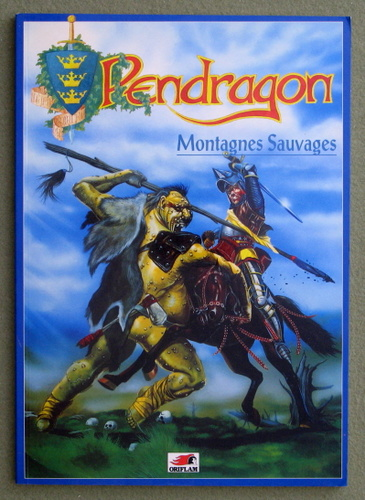 Image for Pendragon: Montagnes Sauvages
