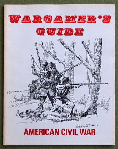 Image for Wargamer's Guide: American Civil War