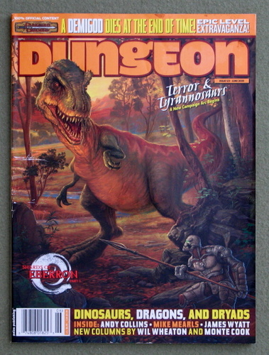 Image for Dungeon Magazine, Issue 123
