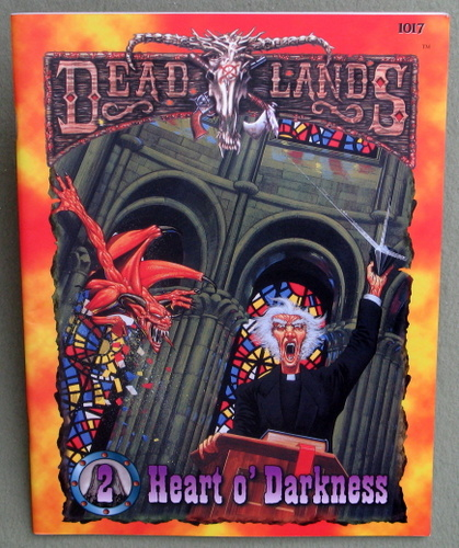 Image for Heart o' Darkness (Deadlands: Devils Tower #2)