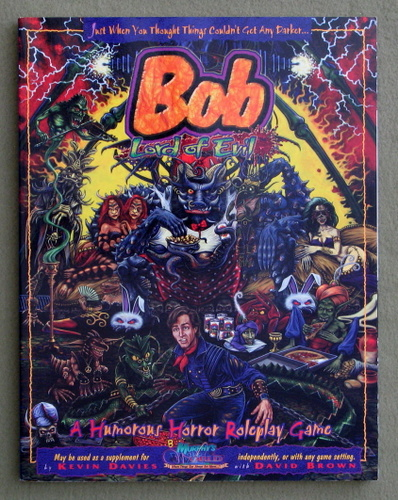 Image for Bob, Lord of Evil: A Humorous Horror Roleplay Game