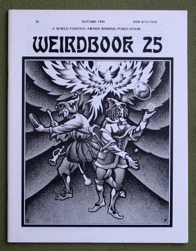 Image for Weirdbook 25
