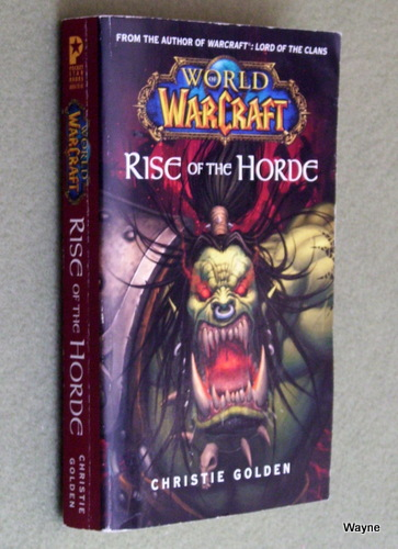 Image for World of Warcraft: Rise of the Horde