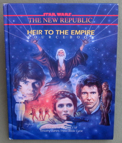 Image for Heir to the Empire Sourcebook (Star Wars: The New Republic)