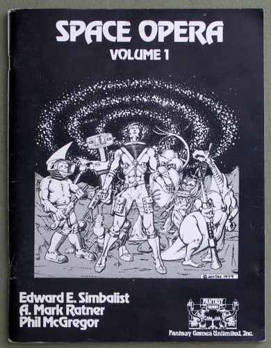 Image for Space Opera, Volume 1