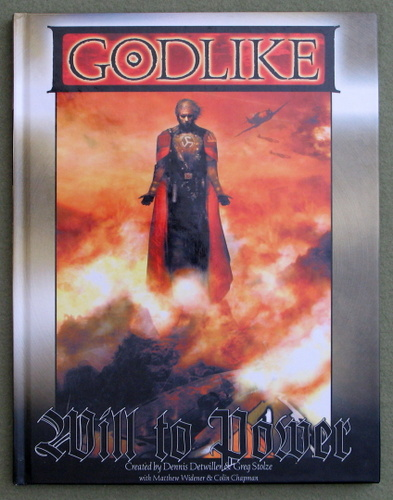 Image for Godlike: Will to Power
