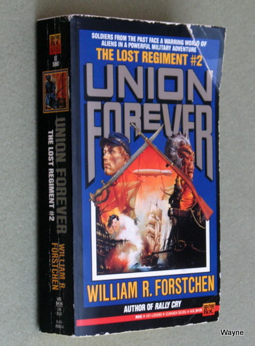 Image for Union Forever (The Lost Regiment #2)