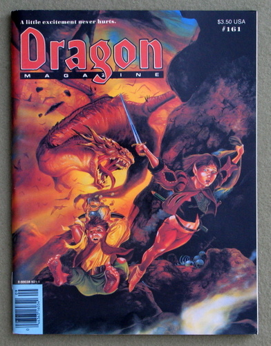 Image for Dragon Magazine, Issue 161
