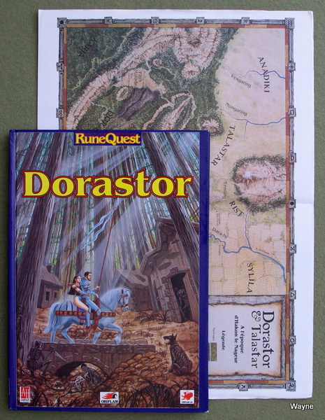 Image for Runequest : Dorastor