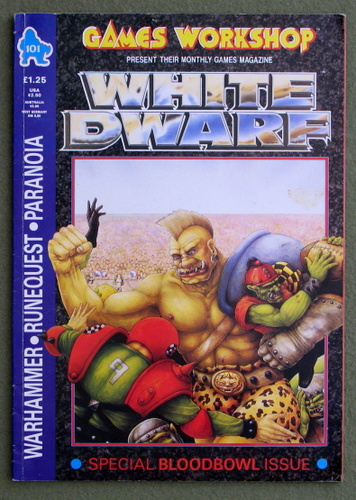 Image for White Dwarf Magazine, Issue 101