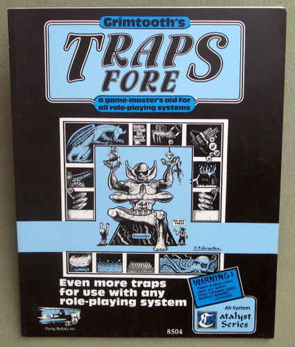 Image for Grimtooth's Traps Fore