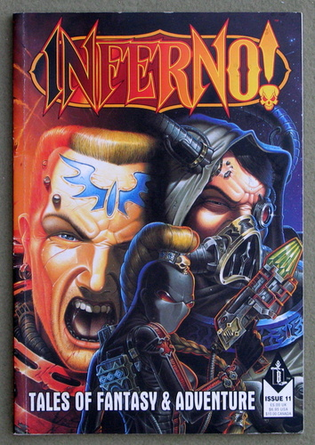 Image for Inferno! Issue 11: Tales of Fantasy & Adventure