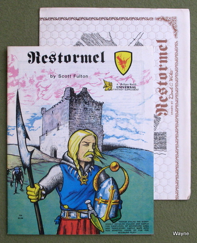 Image for Restormel: A Judges Guild Universal Fantasy Supplement