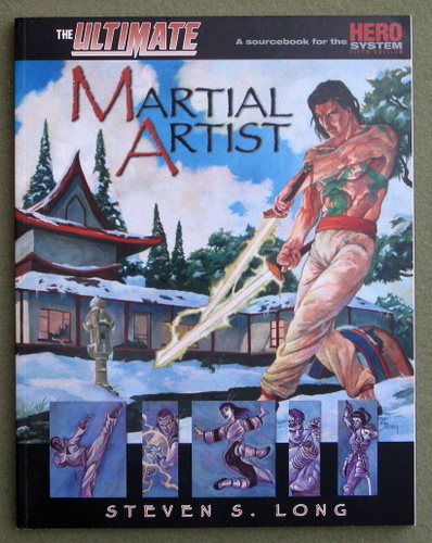 Image for The Ultimate Martial Artist (Hero System, Fifth Edition)