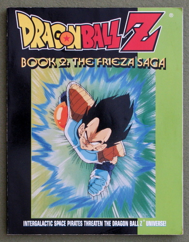 Image for Dragonball Z Book 2: The Frieza Saga (Dragon Ball Z)