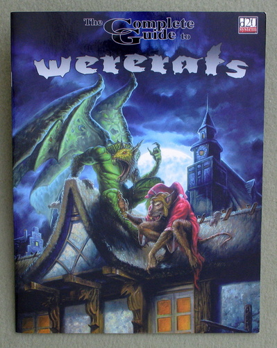 Image for The Complete Guide to Wererats (D20 System)
