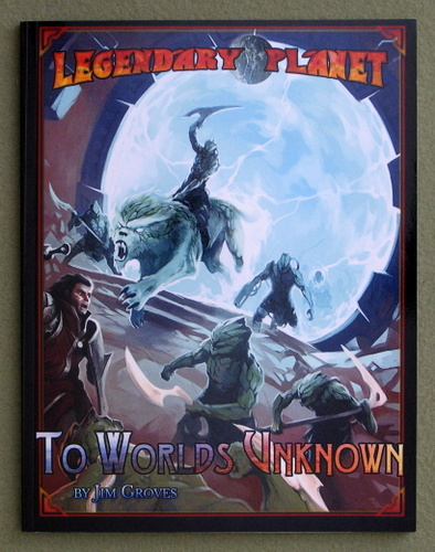 Image for To Worlds Unknown (Legendary Planet (5E))