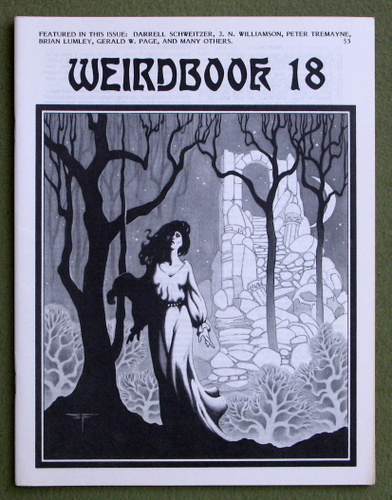 Image for Weirdbook 18