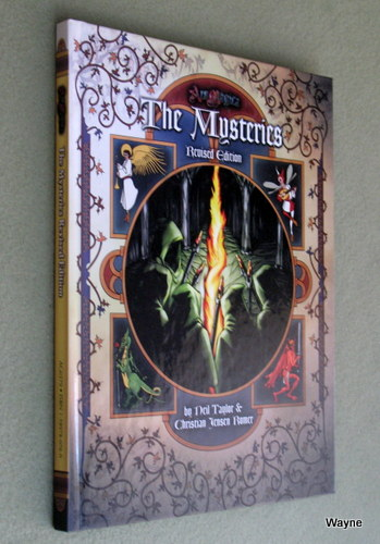 Image for The Mysteries, Revised Edition (Ars Magica)
