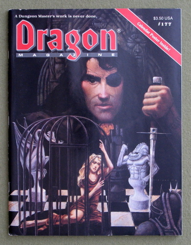 Image for Dragon Magazine, Issue 177