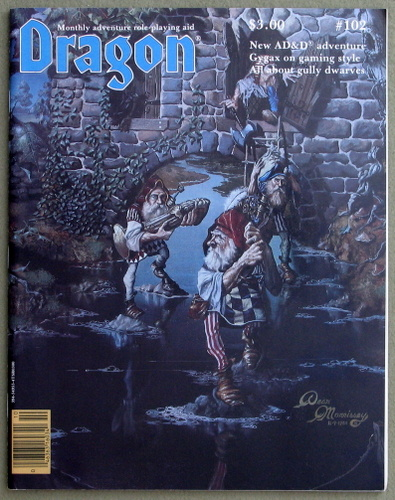 Image for Dragon Magazine, Issue 102