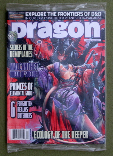 Image for Dragon Magazine, Issue 353