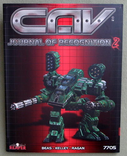 Image for CAV: Journal of Recognition (Volume 2)