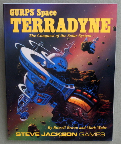 Image for GURPS Space: Terradyne