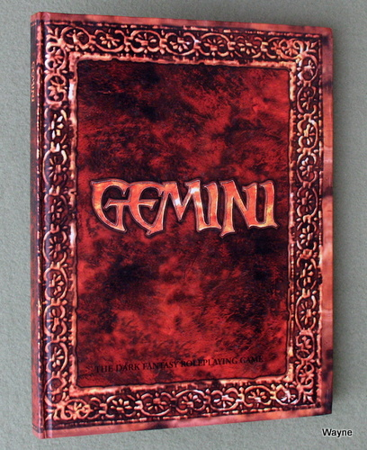 Image for Gemini: The Dark Fantasy Roleplaying Game