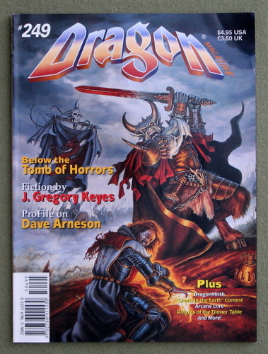 Image for Dragon Magazine, Issue 249
