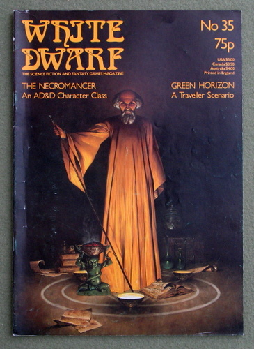 Image for White Dwarf Magazine, Issue 35