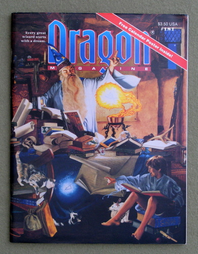 Image for Dragon Magazine, Issue 181