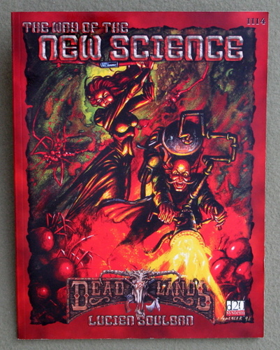 Image for Deadlands: The Way of the New Science (D20 System)