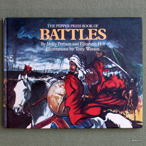 Image for Pepper Press Book of Battles