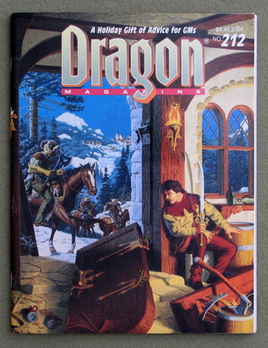 Image for Dragon Magazine, Issue 212