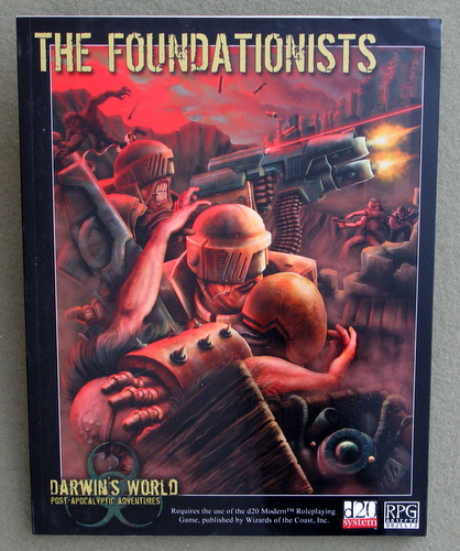 Image for Darwin's World: The Foundationists